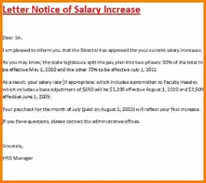7+ demand letter for salary increase sample | RSVP Slip Template