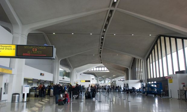 Security supervisor used dead man's ID while working at Newark ...