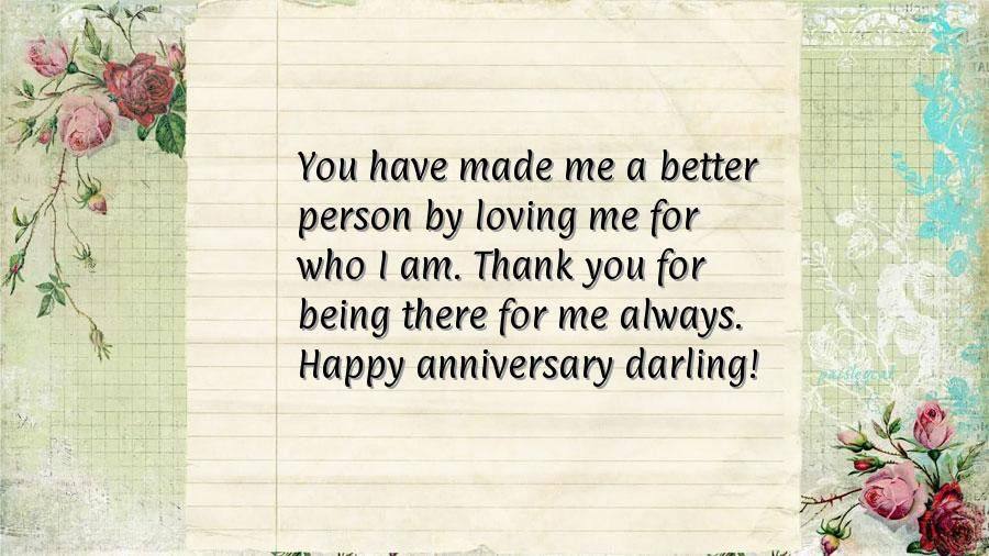 Love Quotes For Her Anniversary | The Holle