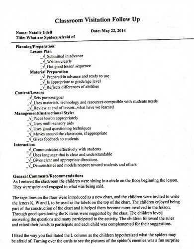 Pre Kindergarten Teacher Resume - Best Sample Resume
