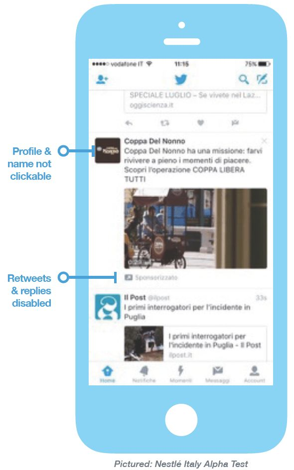 Twitter Ads Without Profile | Klick Health