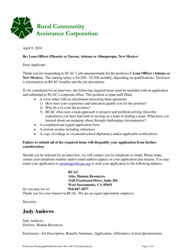 Loan Officer Job Description For Resume | Samples Of Resumes