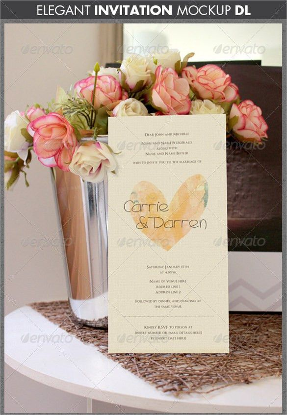 Engagement Invitation Template - 25+ Free PSD, AI, Vector EPS ...