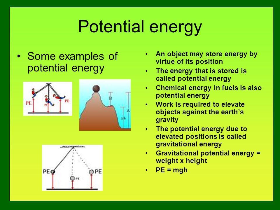 ENERGY BASICS. - ppt video online download