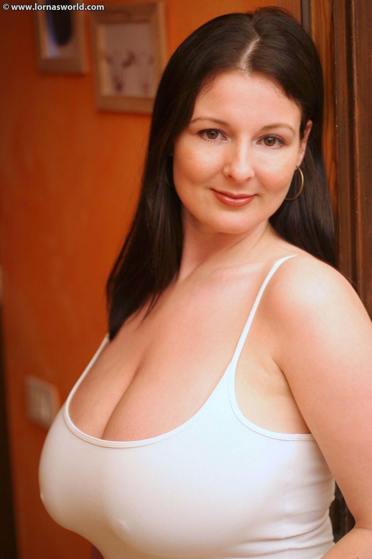 Eve angel white thong tank top