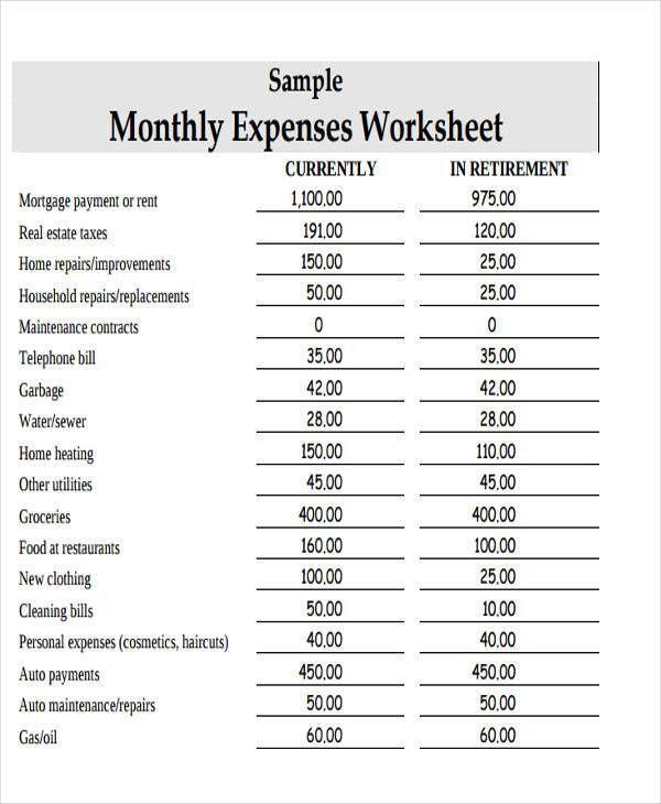 22+ Expense Report Format Templates | Free & Premium Templates