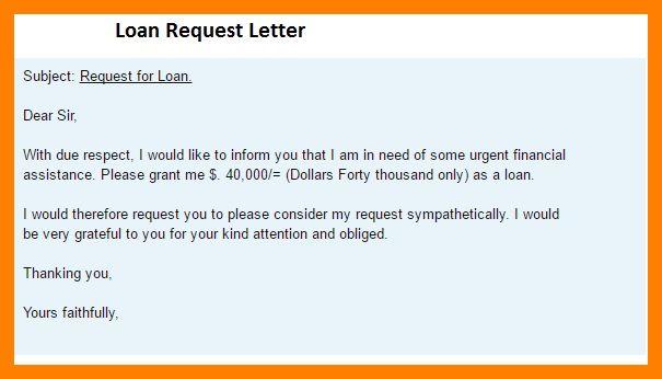 6+ loan request letter format | hostess resume