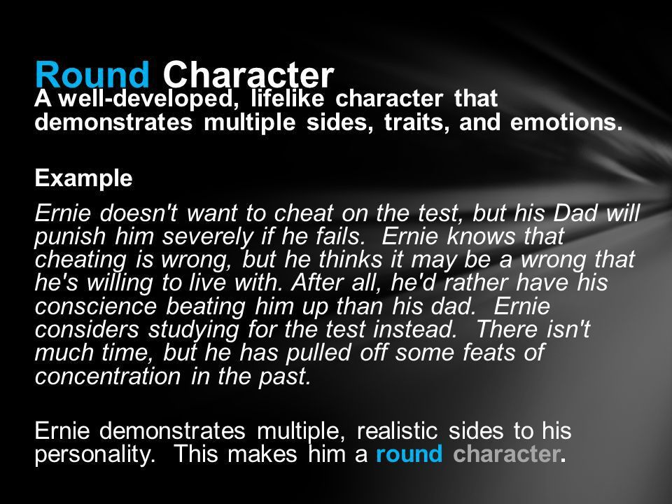 Characterization Elements of Fiction. - ppt video online download