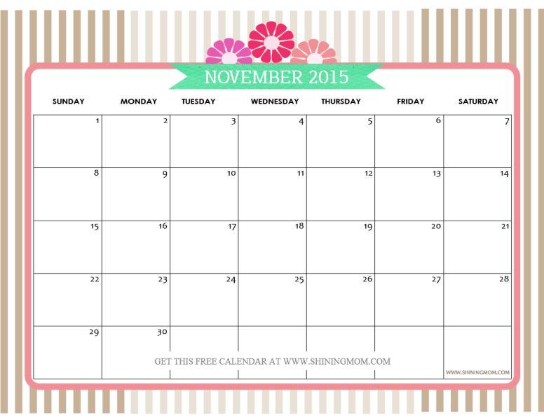 Best 20+ Blank calendar template 2015 ideas on Pinterest ...