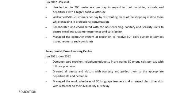 another word for customer experience how to write a customer