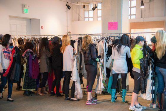 BCBG Warehouse Sale Extravaganza | SF | Funcheap