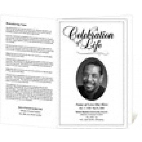 Funeral Programs | Funeral Handouts | Programs for Funerals