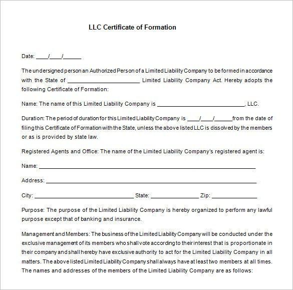 Membership Certificate Template – 15+ Free Word, PDF Documents ...