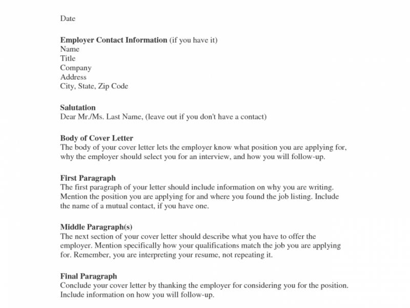 Classy Cover Letter Without Address 11 How To Address A Cover ...