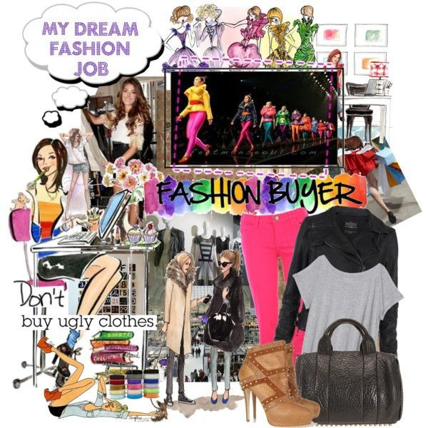 My Dream Fashion Job: Fashion Buyer - Polyvore