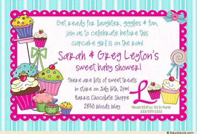 Surprise Baby Shower Invitation Wording | THERUNTIME.COM