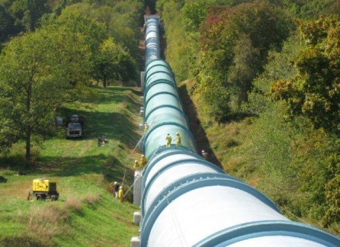 Pipeline Industrial Painting and Sandblasting |… | Alpine Painting