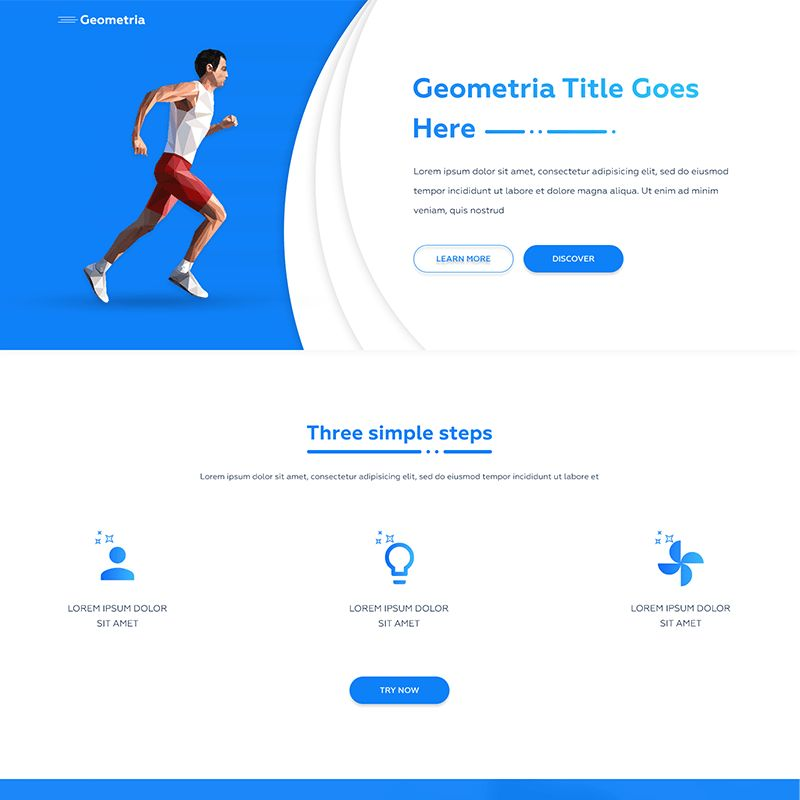 50+ Free HTML Templates, Bootstrap Templates, HTML Template