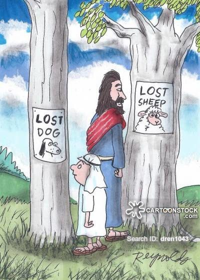 Missing Person Cartoons and Comics - funny pictures from CartoonStock