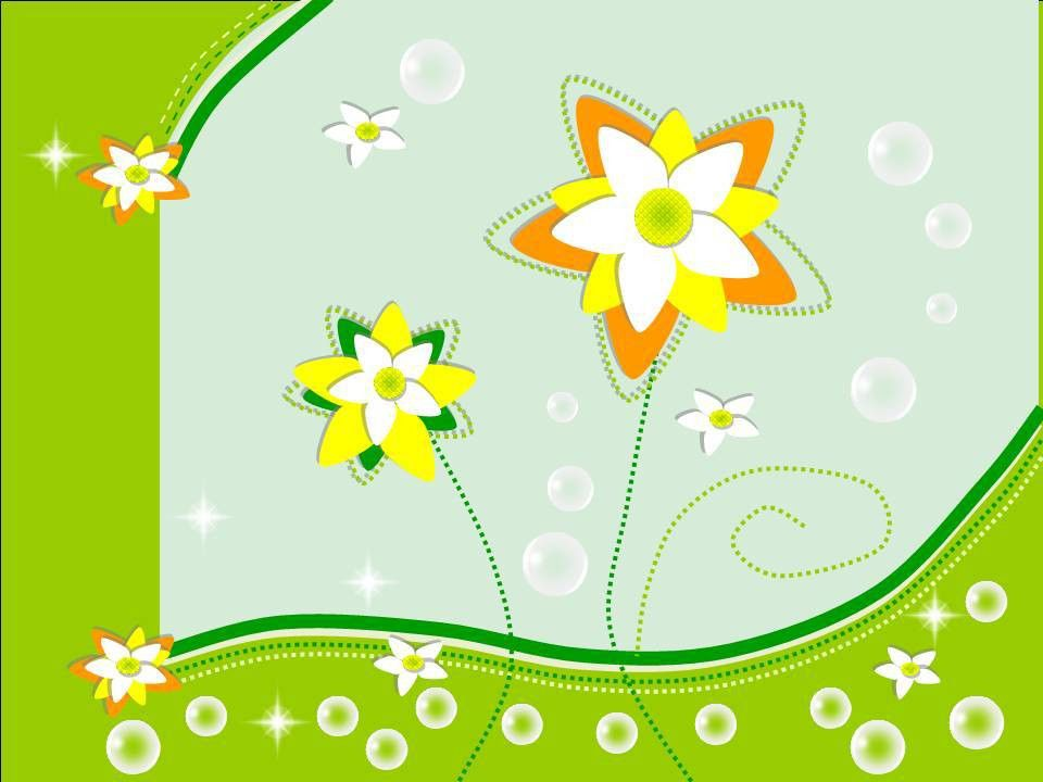 Free Spring Coming Backgrounds For PowerPoint - Nature PPT Templates