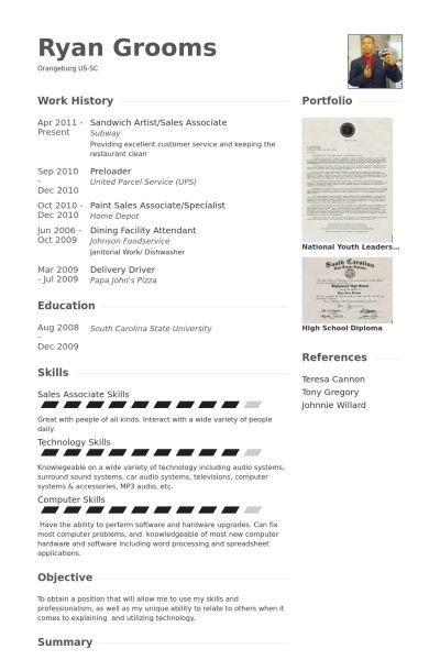 Subway Resume 22 Cover Letter Subway Job Description Resume ...