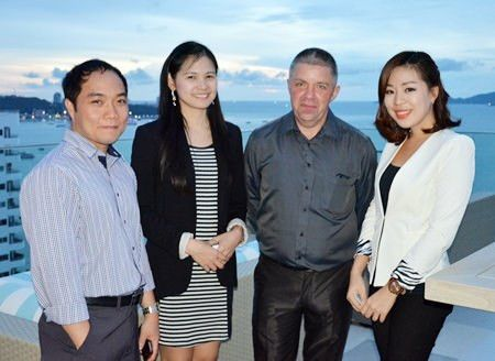 Skål given executive treatment at new Holiday Inn Tower - Pattaya Mail