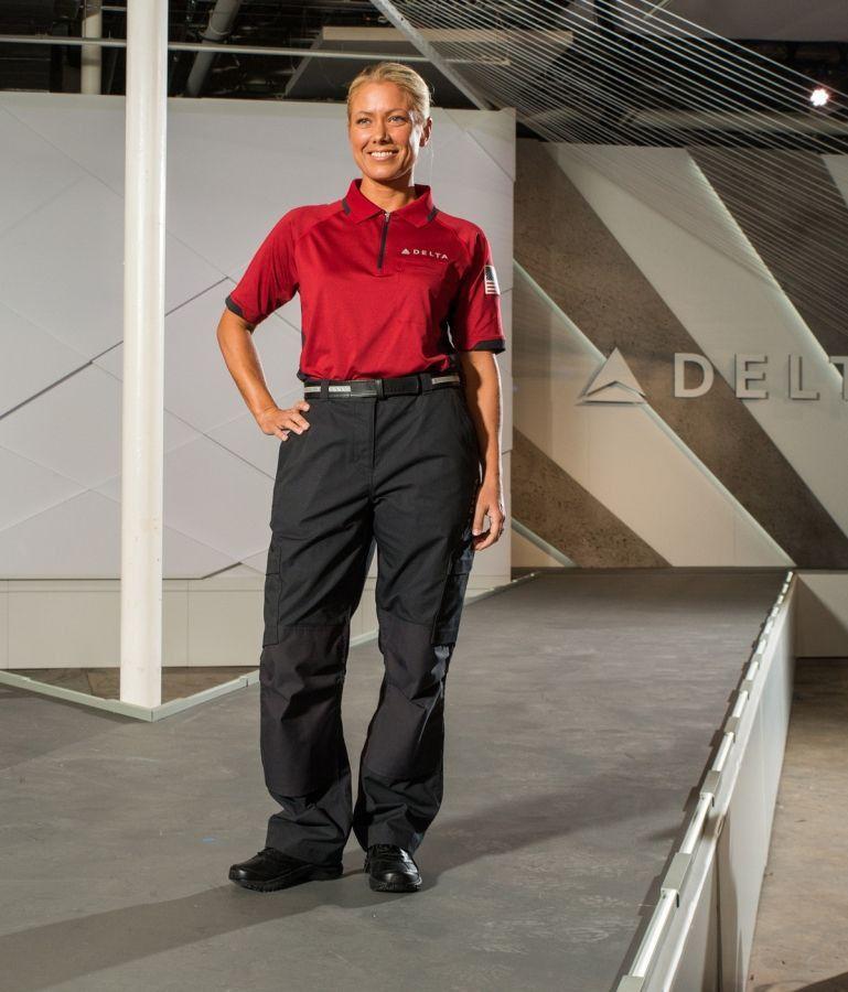 Photos: Delta Unveils Zac Posen-Designed, Inspired Employee Uniforms