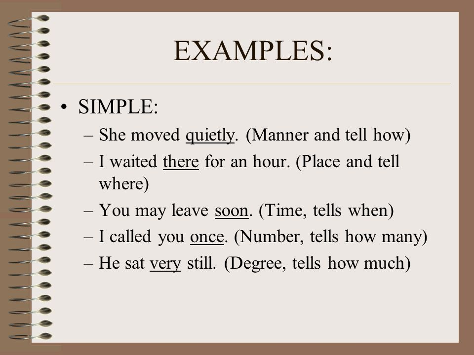 Adjectives and adverbs - Presentation English Language - SliderBase
