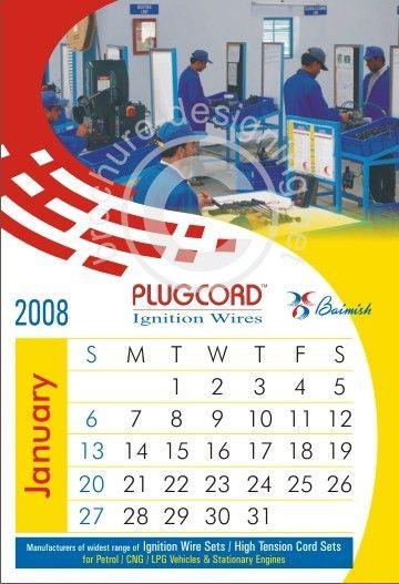 Calendar offer creative Calendar sample no-5482