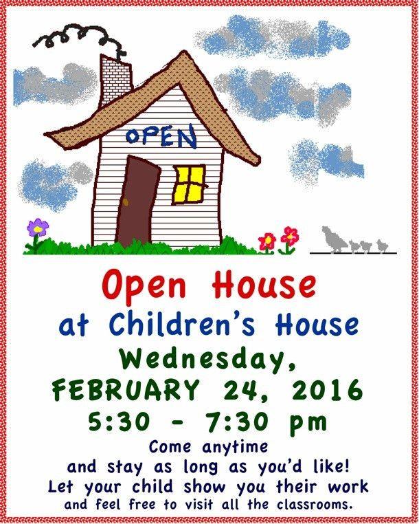 Children's House Montessori School - Parents