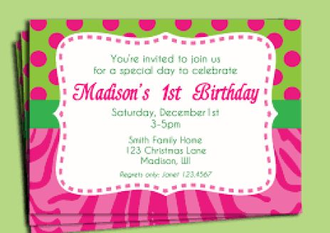 21+ Free Birthday Invitation Template - Word Excel Formats