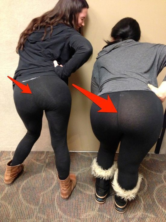 See Through Yoga Pants No Underwear | Enf Clothes Publiclt Ripped Off