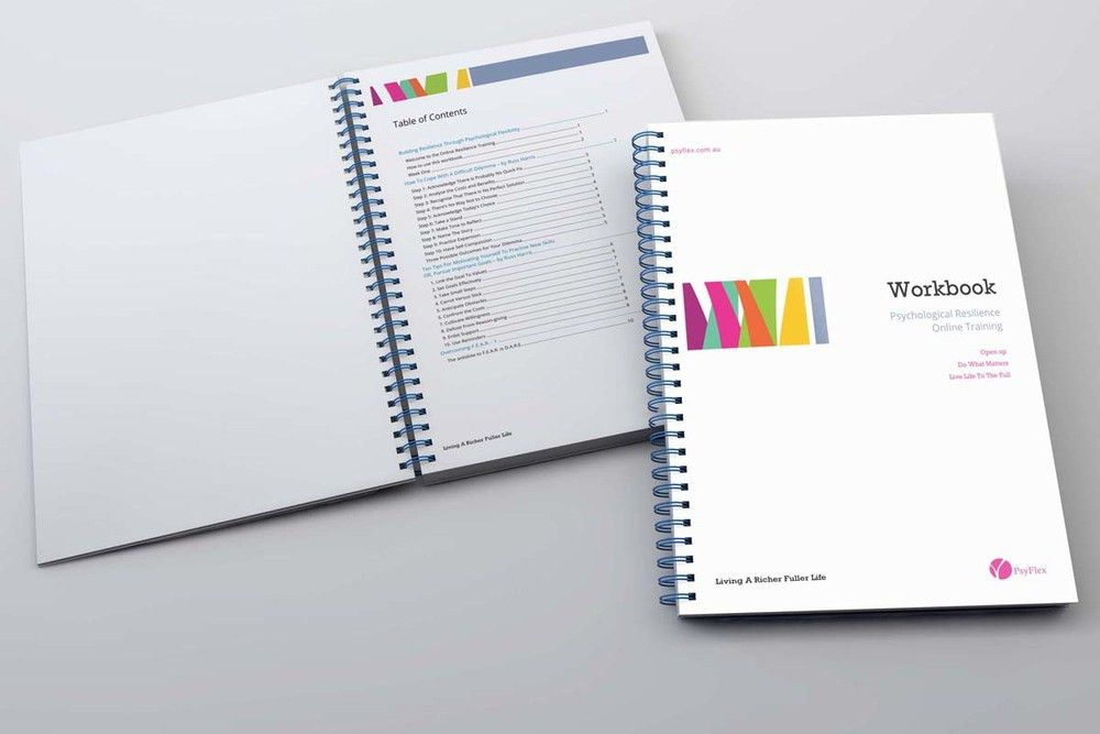 Workbooks — Elizabeth Nicholls Design