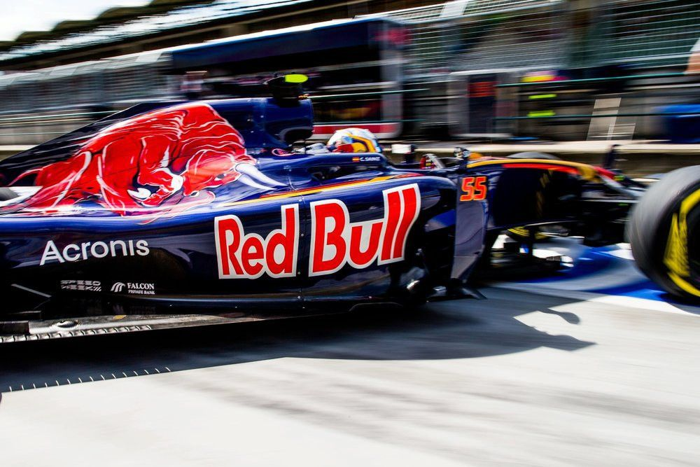 SCUDERIA TORO ROSSO EXTENDS SPONSORSHIP AGREEMENT WITH ACRONIS ...