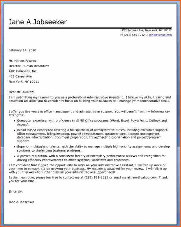 13+ administrative assistant cover letter - Budget Template Letter