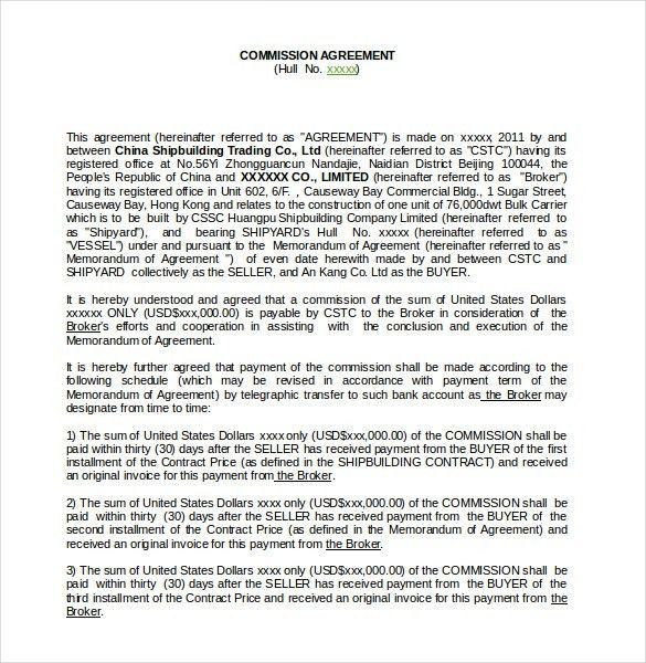 Trading Agreement Template Trade Agreement Template Free Word – Trade Agreement Template