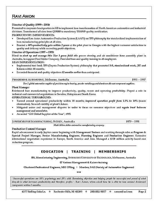 Corporate Resume Examples. Sales Manager Resume Example Sales ...
