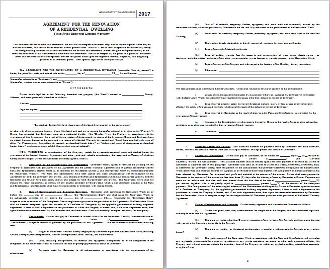 Agreement Templates| Business Contract Templates