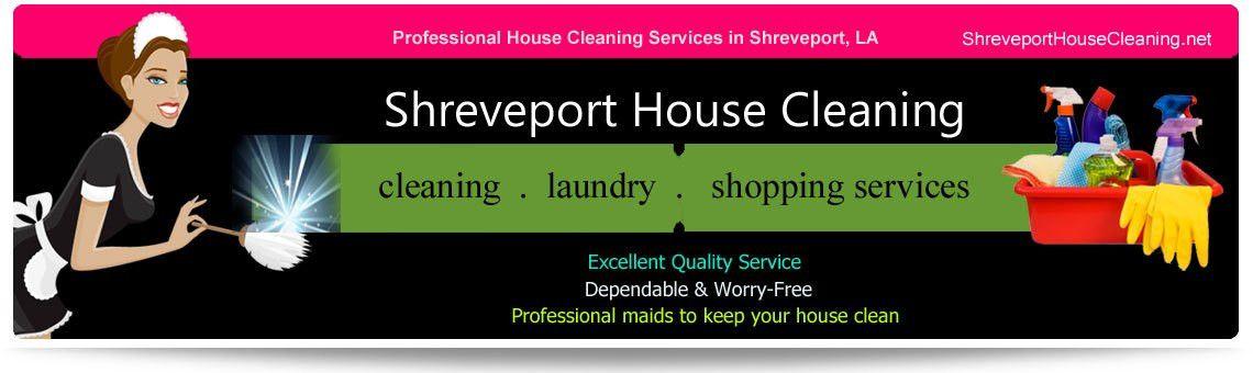 Shreveport House Cleaning: Professional House Cleaning, Shreveport ...