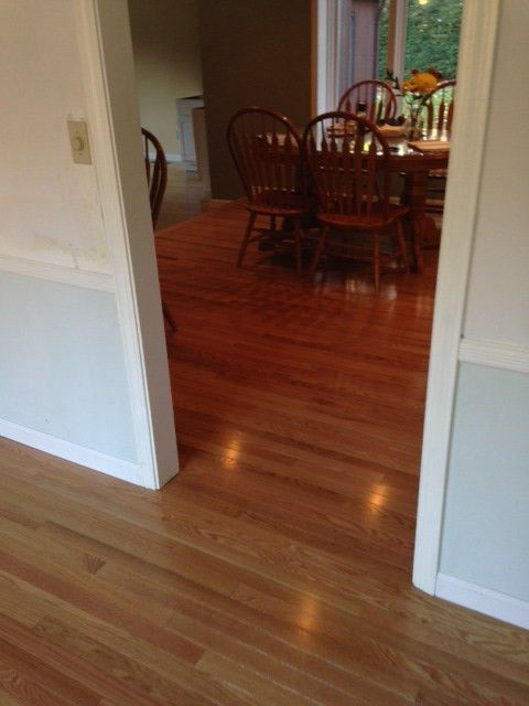 Floor Refinishing and Installation - Hawksview Services