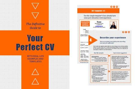 Cover letter and CV in English - Top 10 mistakes - Pyers English