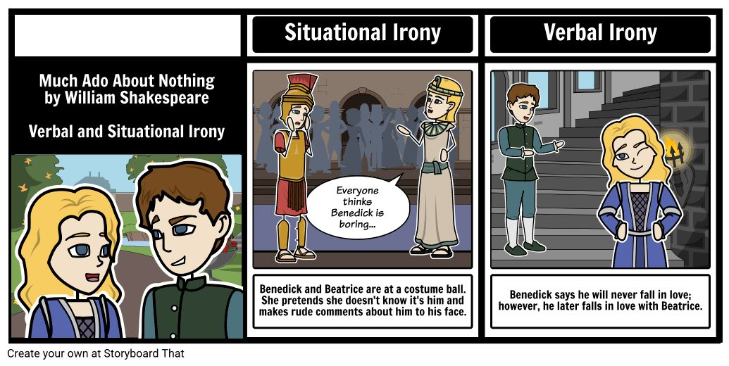 3 Types of Irony | Irony Definition & Literary Examples
