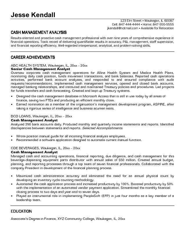 hris analyst resume mutual fund analyst resume sample hris manager ...