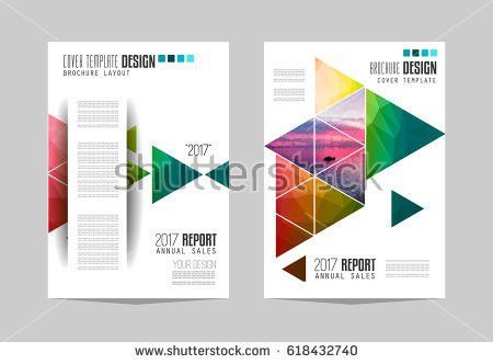 Set Flyer Design Web Templates Brochure Stock Vector 242358436 ...