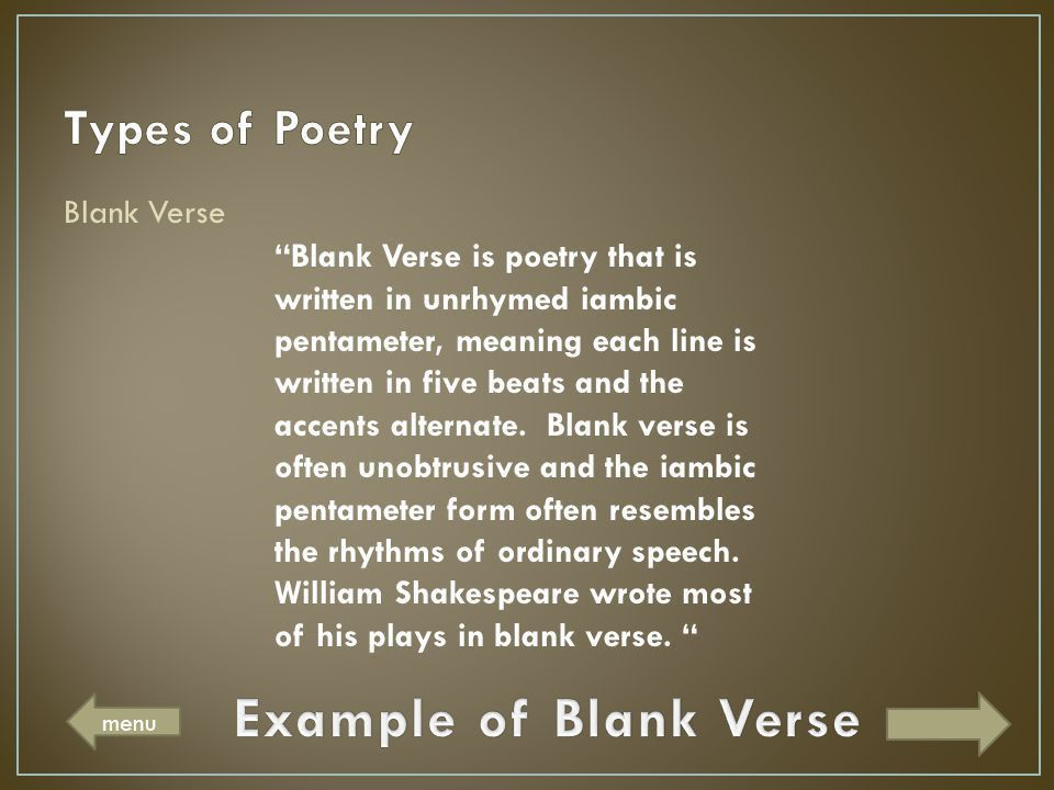 "POETRY 101 ""Poetry is when an emotion has found its thought and ..."
