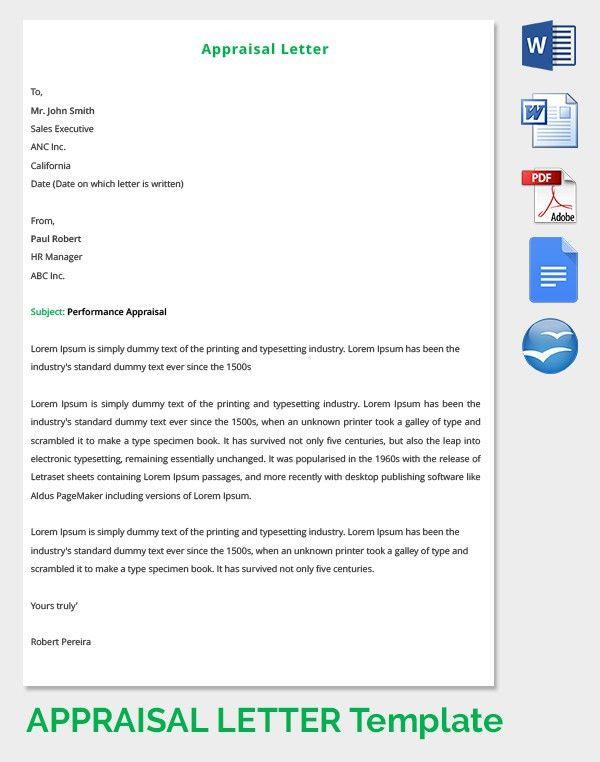 Appraiser Trainee Cover Letter