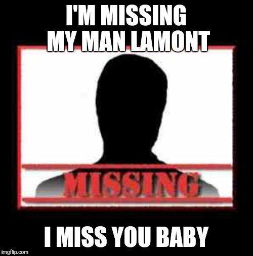 missing - Imgflip