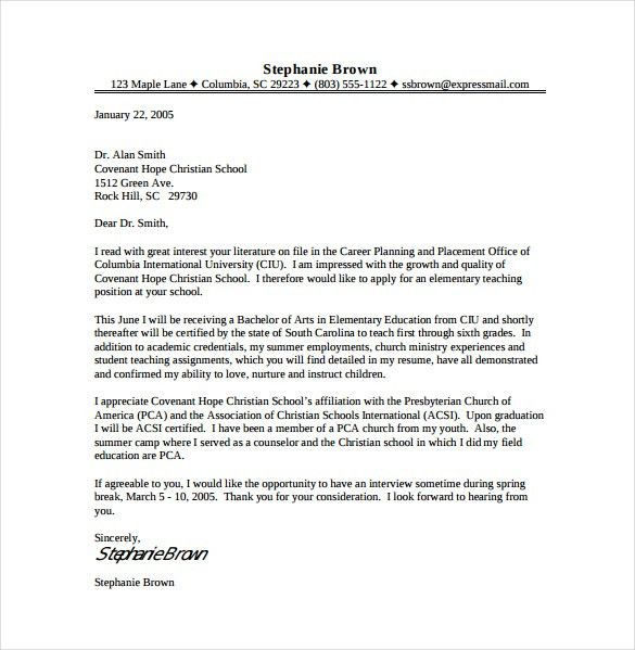 Download University Cover Letter Template | haadyaooverbayresort.com