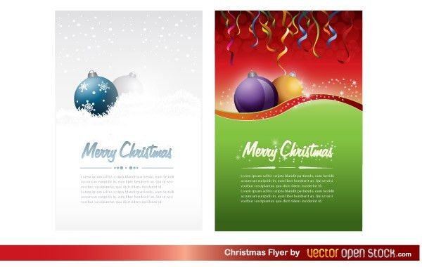 10 Best Images of Free Christmas Flyer Templates Downloads - Free ...