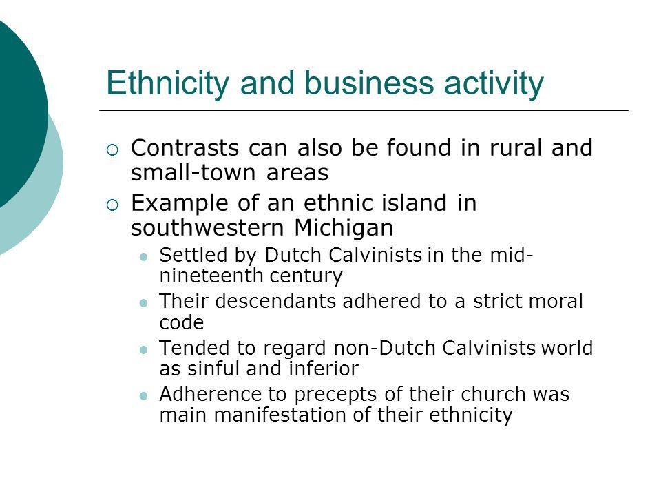 Culture regions  Ethnic regions  Cultural diffusion and ...